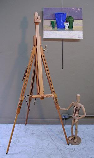 Portable easels - reviews and alternatives - Portrait Artist